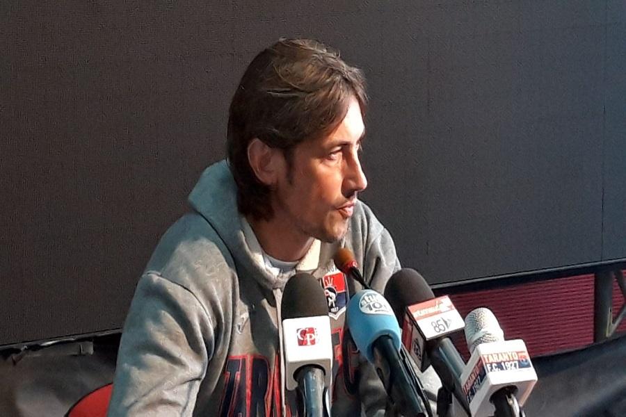 L'arbitro s'infortuna, il Taranto deve rinviare l'appuntamento con la vittoria