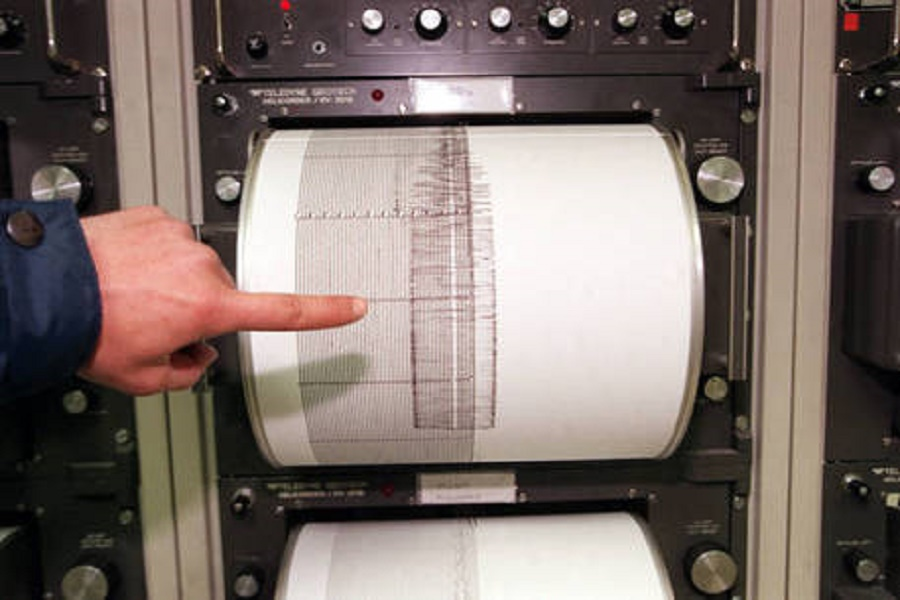Terremoto: scossa avvertita in Puglia