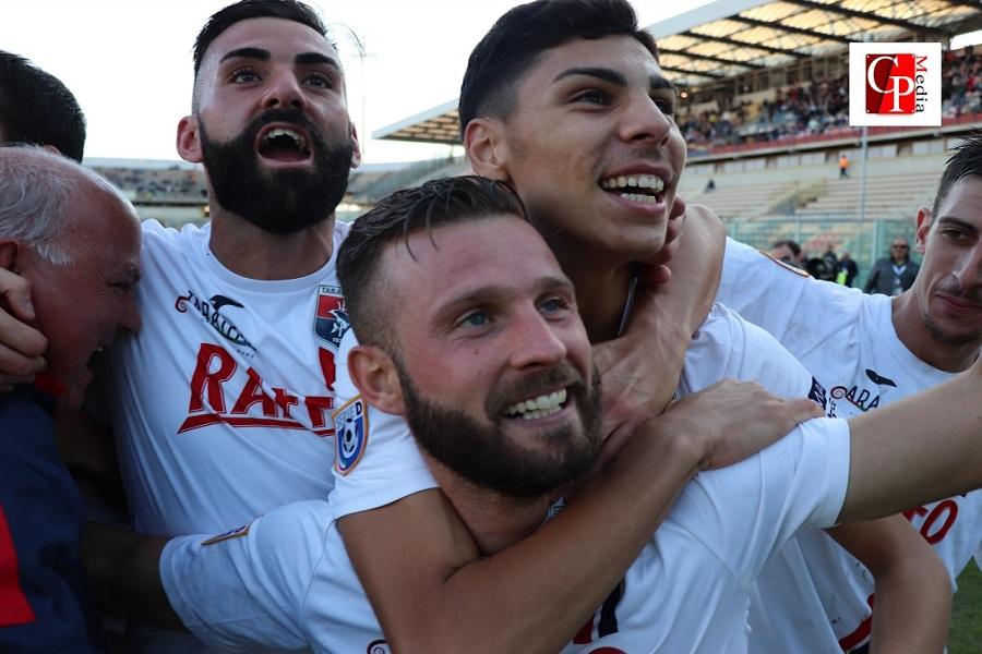 Taranto, meriti la Lega Pro