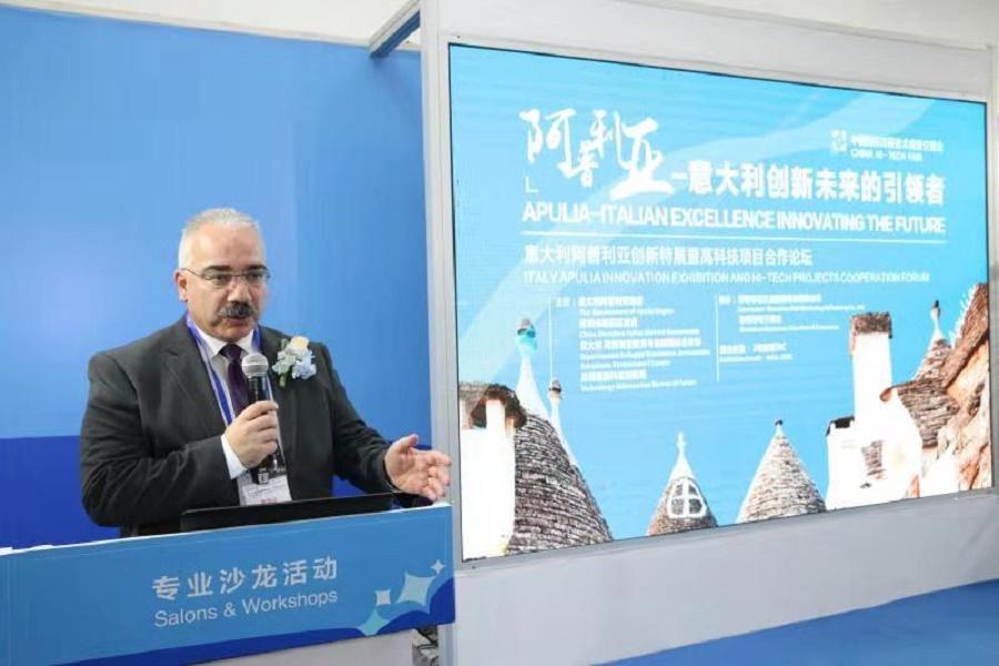 """La Cina e le tecnologie made in Puglia: """"Vogliamo rafforzare il legame con il porto di Taranto"""""""
