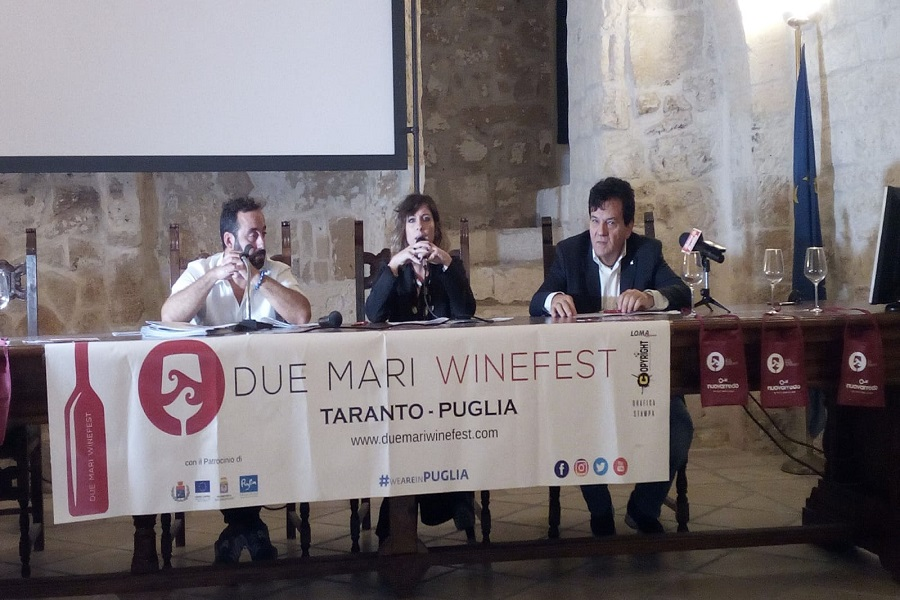"""Due Mari WineFest - Winter Edition"""