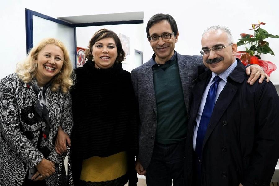 """Centro Ascolto Donna """"Madonna delle Grazie"""": inaugurata nuova sede a Leporano"""