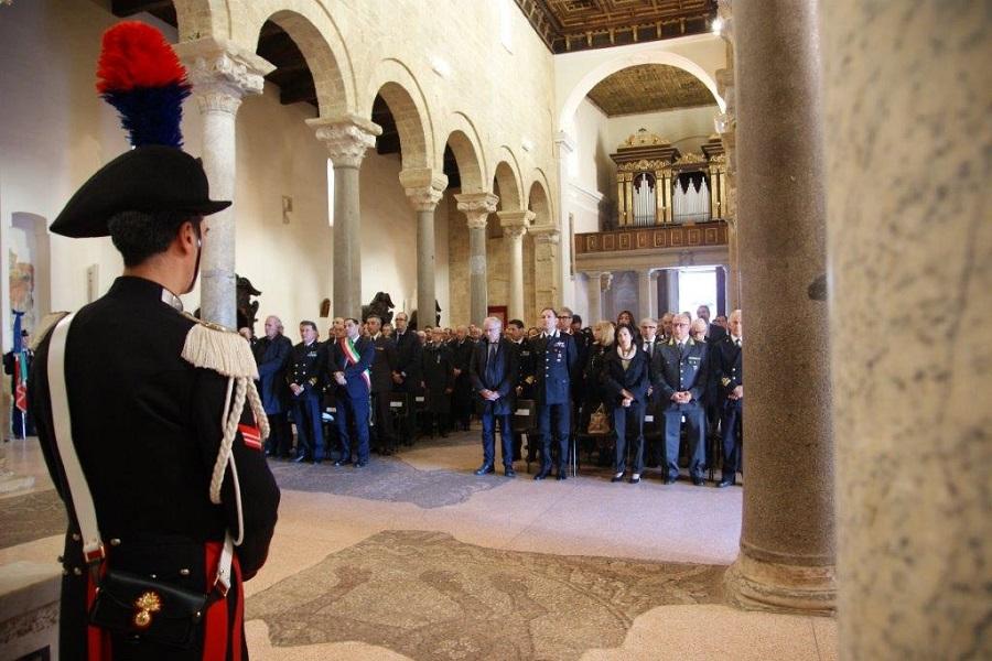 """L'Arma dei carabinieri festeggia """"Virgo Fidelis"""""""