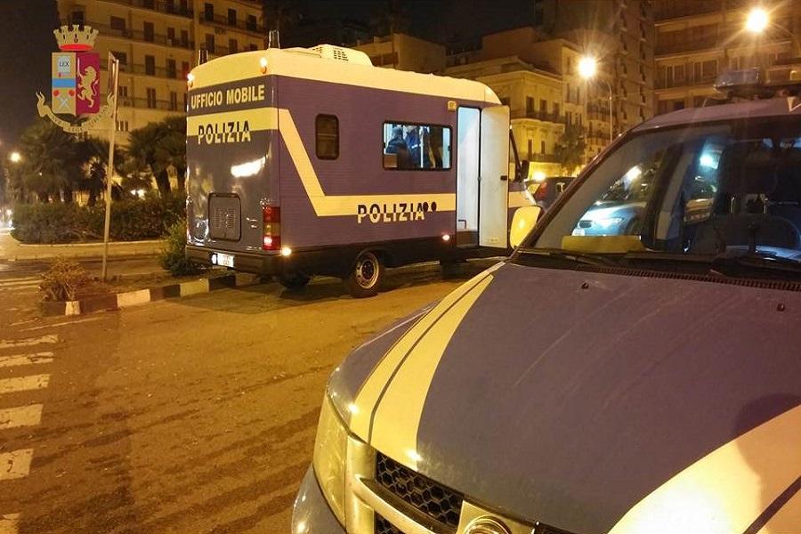 """""""Stragi del sabato sera"""": controlli della Polizia"""