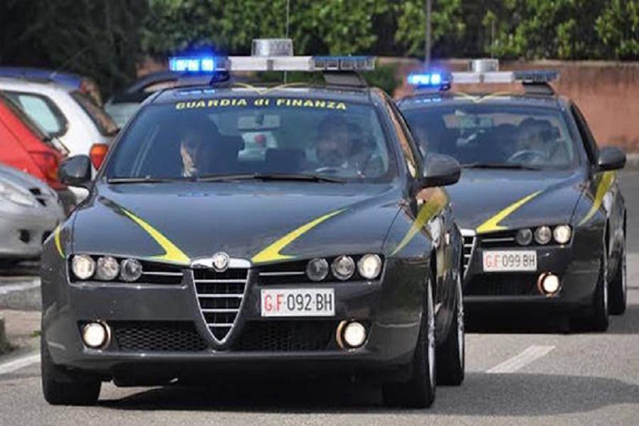 GdF confisca beni per oltre un mln di euro