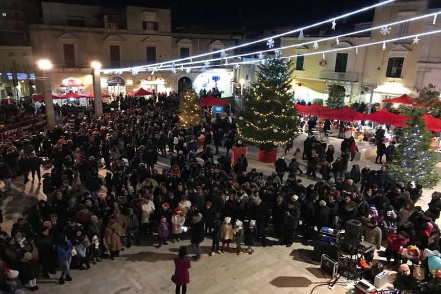 Natale a Castellaneta: due nuovi eventi arricchiscono il cartellone