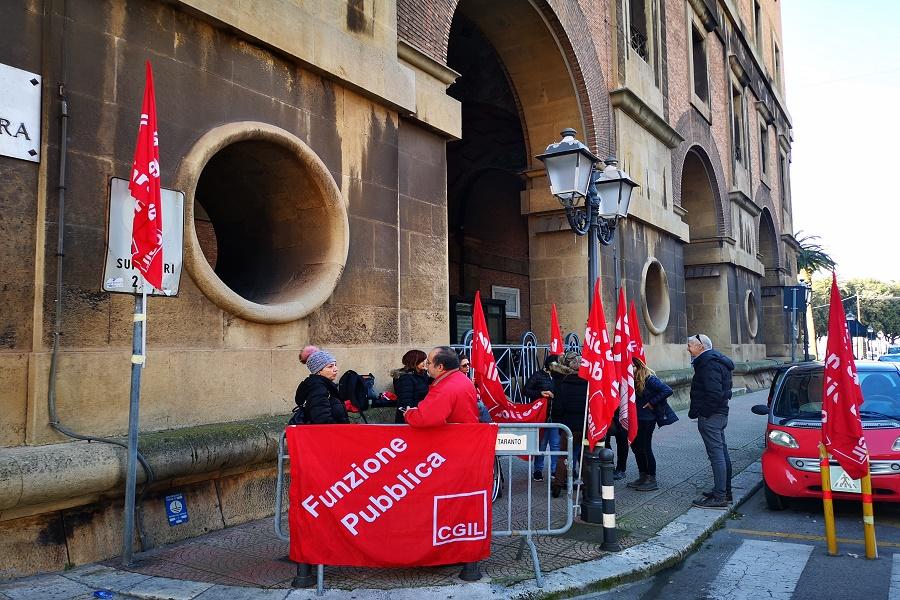 Appalto ADI, il Comune di Taranto riapre la trattativa