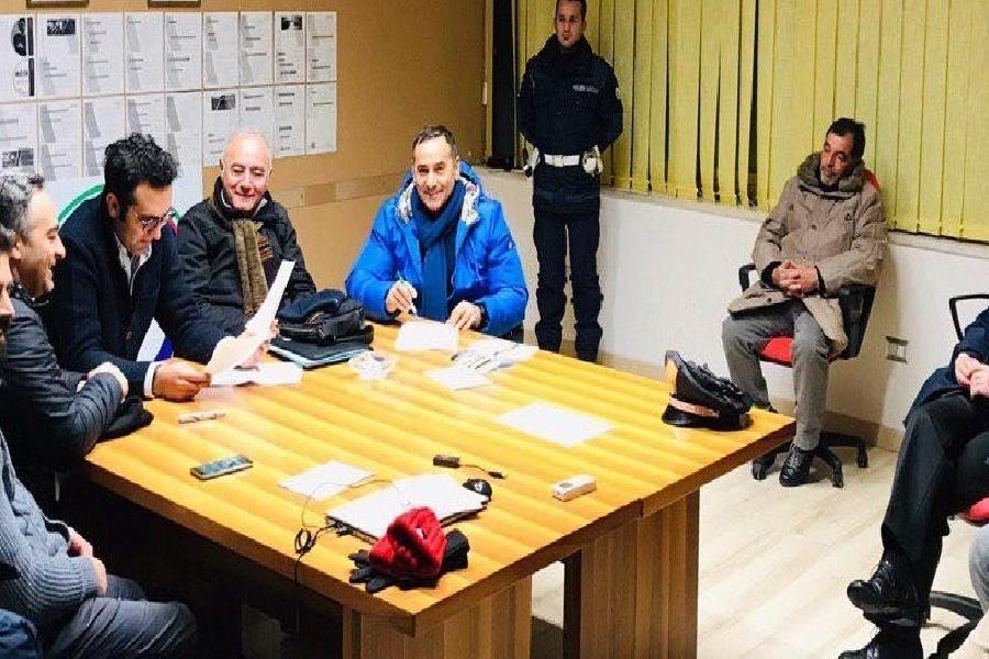 Neve Ginosa, chiuso il Centro Operativo Comunale