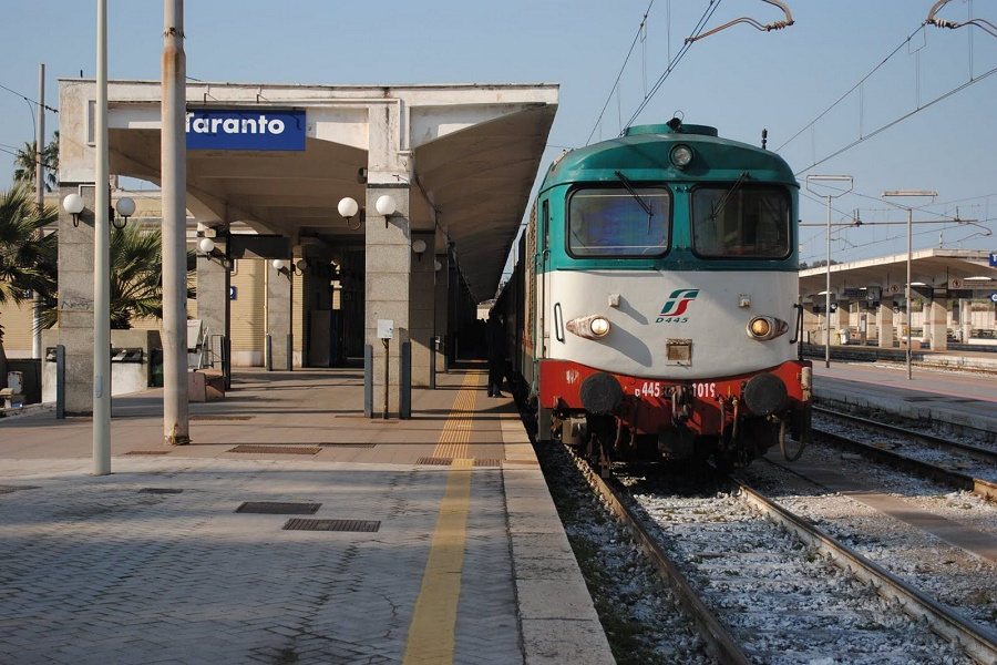 Ferrovie. Liviano scrive all'assessore Giannini