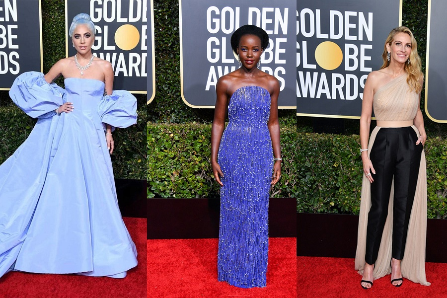 Golden Globes 2019, la notte magica di Hollywood