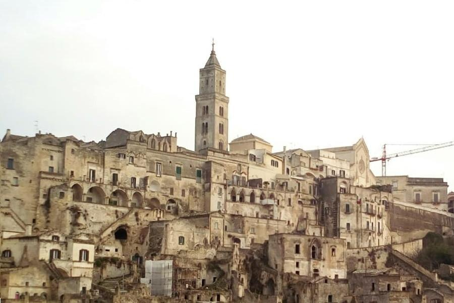 """Matera 2019: Open the future"""