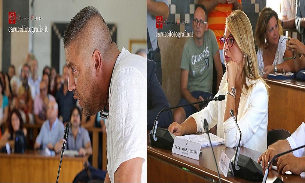 """De Gennaro- Battista: """"Vogliamo chiarezza sui fondi ricevuti dal Comune"""""""