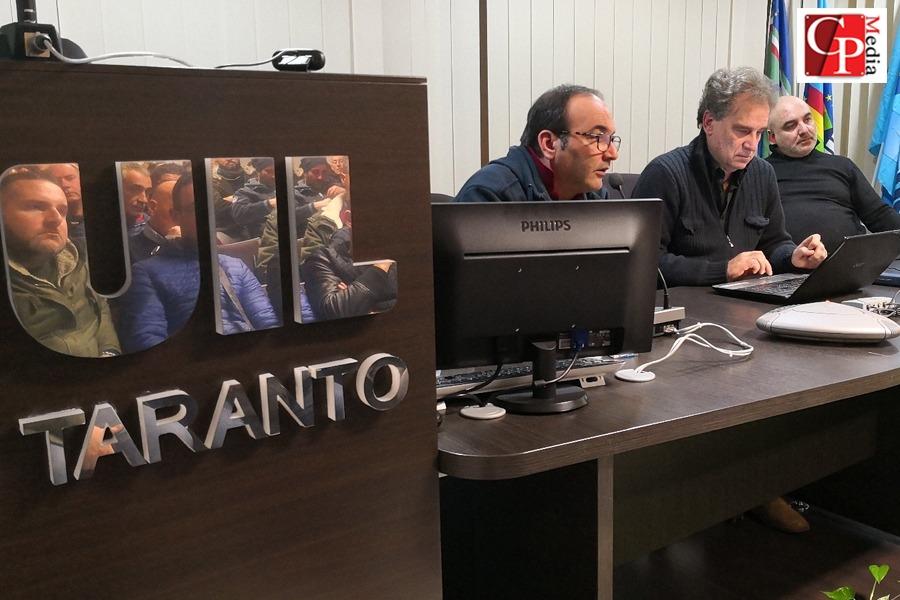 Porto. Lavoratori ex TCT in assemblea