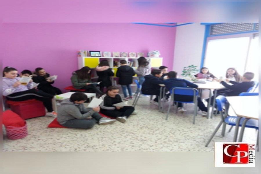 Paolo VI, Istituto Pirandello: ora una biblioteca per gli studenti