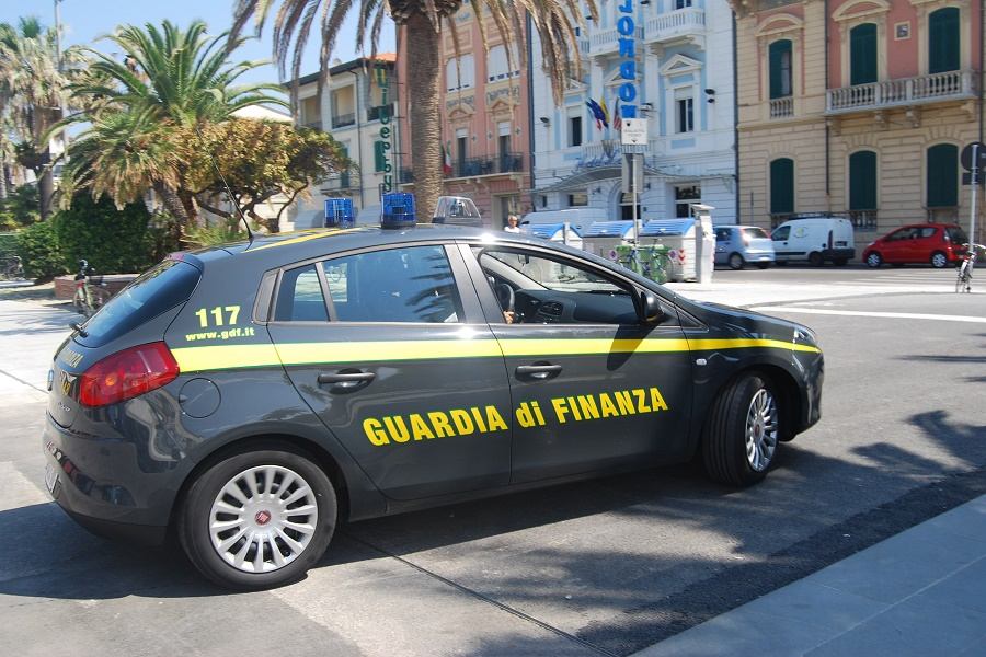 GdF, evade il fisco: sequestro per 9,2 miln di euro