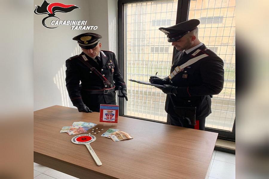 Marina di Ginosa, spaccio di stupefacenti: arrestate tre persone