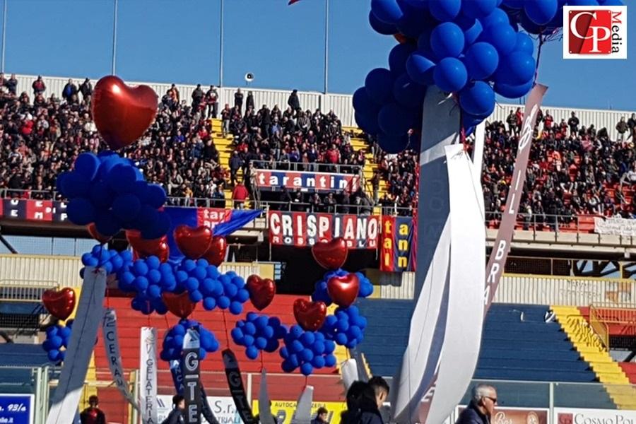 Andria-Taranto, il derby dei mosci