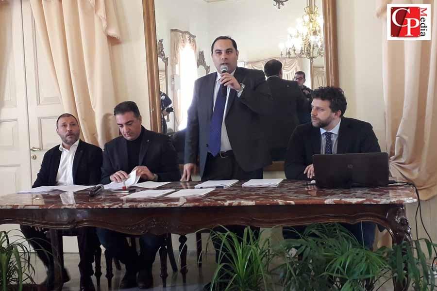 """""""Rigenerare Porta Napoli"""""""