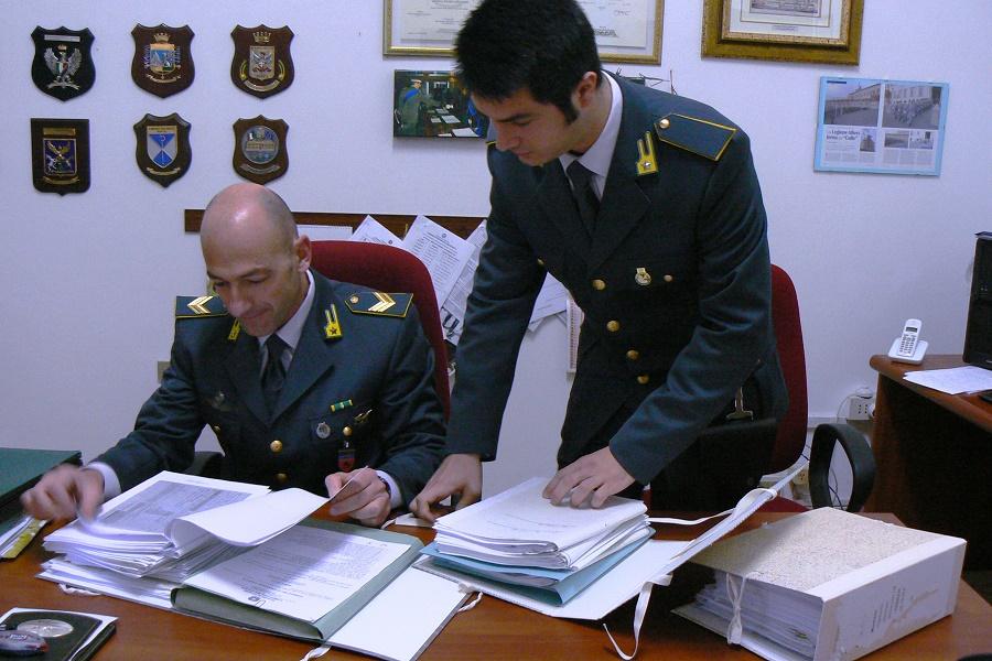 GdF: sequestro beni per un mln e 500 mila euro a due imprenditori tarantini