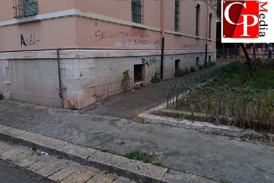 Gambizzazione a Taranto