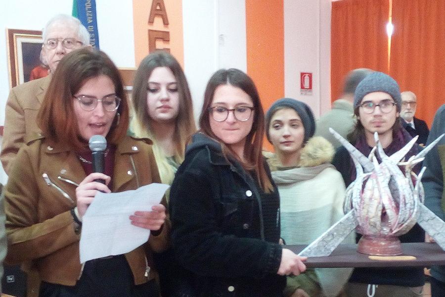 """""""Premio CQV alla Fanteria Italiana e agli Alpini"""""""