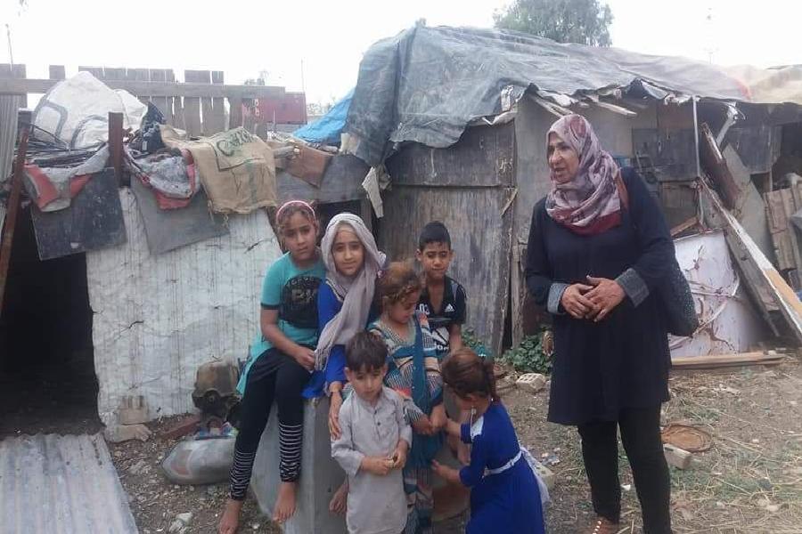 Restituire l'infanzia ai bimbi iracheni
