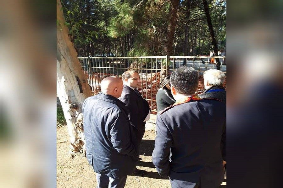 """Collinette ecologiche ex Ilva, Arpa Puglia: """"Nessun peggioramento della qualità dell'aria"""""""