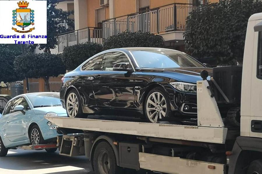 Falsi incidenti: confisca da oltre 3 mln