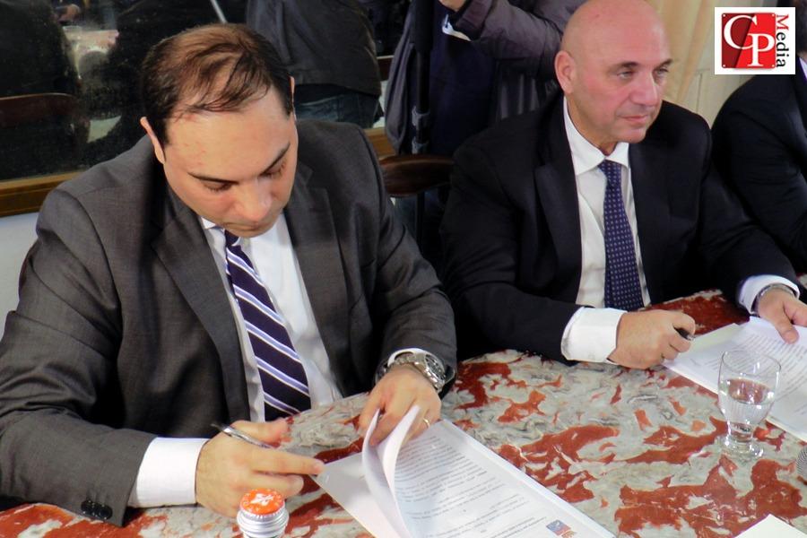 Medicina a Taranto. Firmata la Convenzione