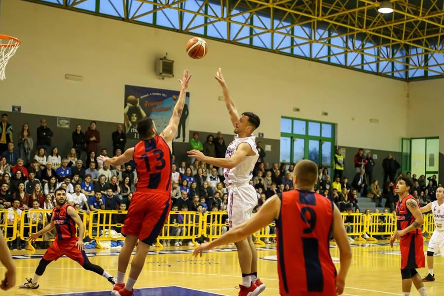 Basket.Taranto esce ma a testa alta