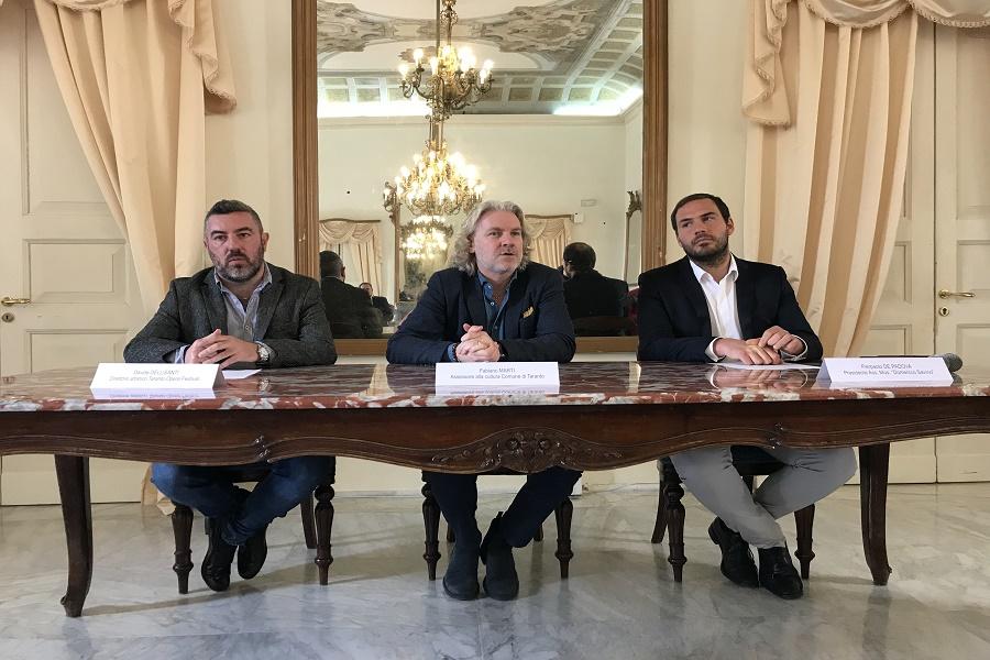 Taranto Opera Festival: la lirica in città