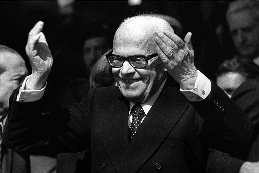 Sandro Pertini, un eroe dell'antifascismo