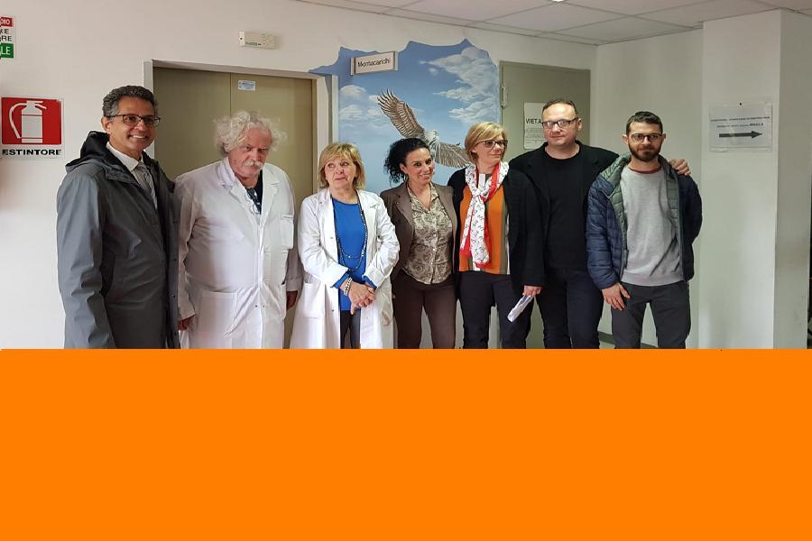 Moscati. Inaugurata sala d'attesa day hospital