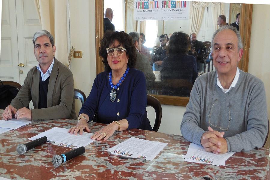 Parte a Taranto la Biennale della Prossimità