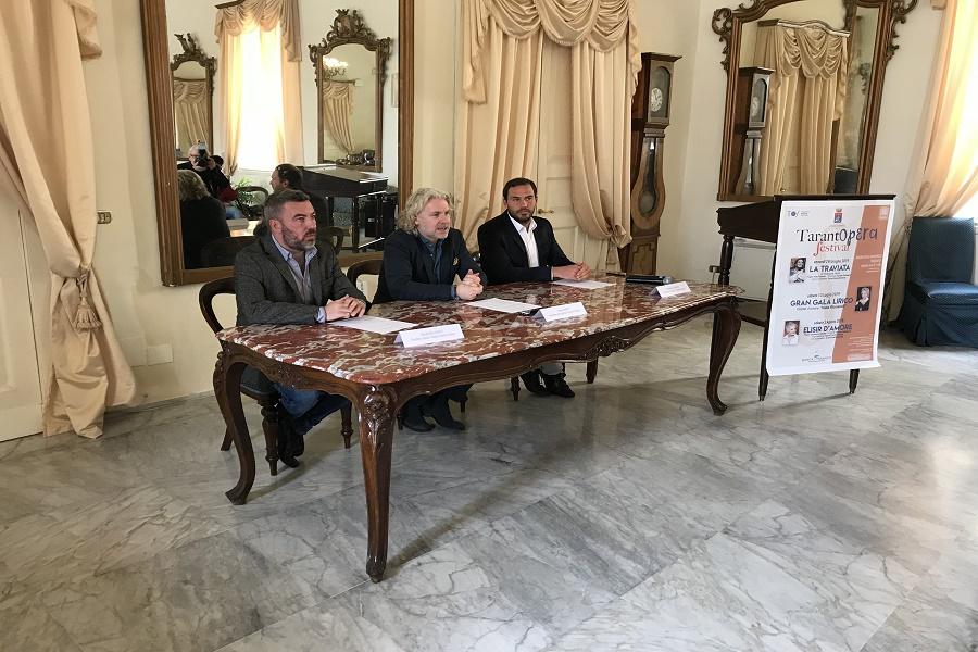 Taranto Opera Festival: grande successo di vendita