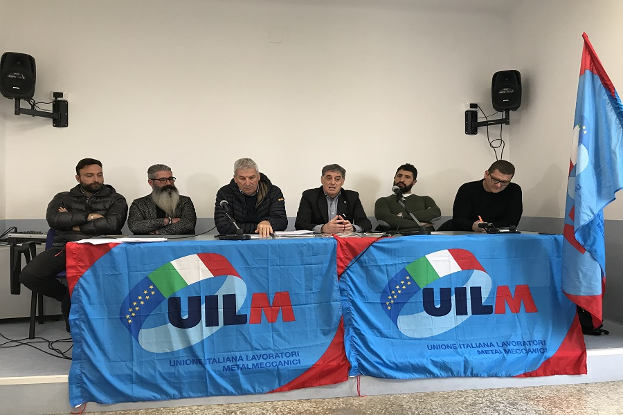 Ex Ilva, Uilm Taranto dona 80 mila euro ai cassaintegrati