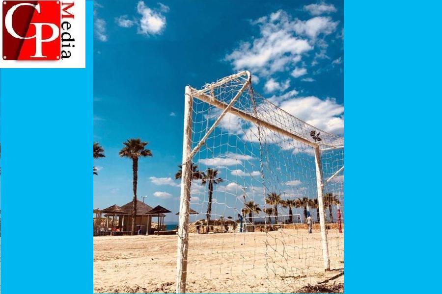 Aspettando il torneo di beach volley