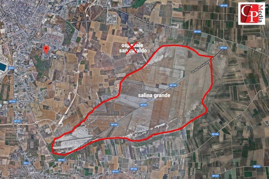"""Taranto, ospedale San Cataldo. Galante (M5S): """"Cosa si sa su rischio sanitario nel terreno?"""