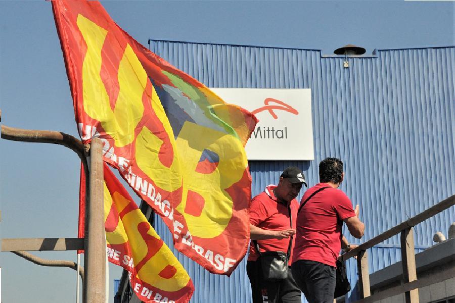 """Usb Taranto su ArcelorMittal: """"La sicurezza è una cosa seria"""""""
