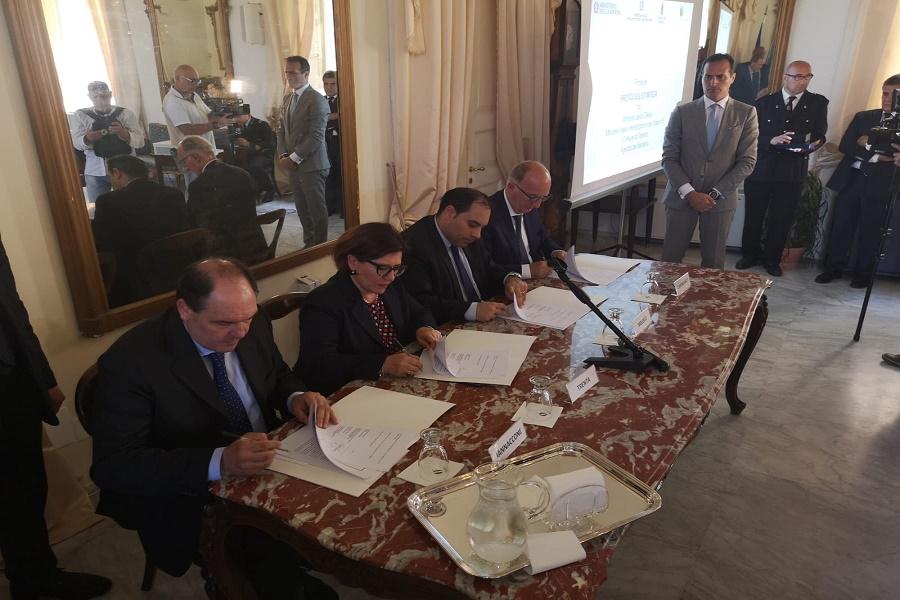 Firmato protocollo di intesa per gestione storico Palazzo Brasini