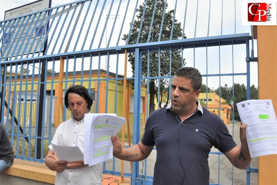 """Collinette ecologiche ex Ilva: """"Superamenti di contaminazione"""""""