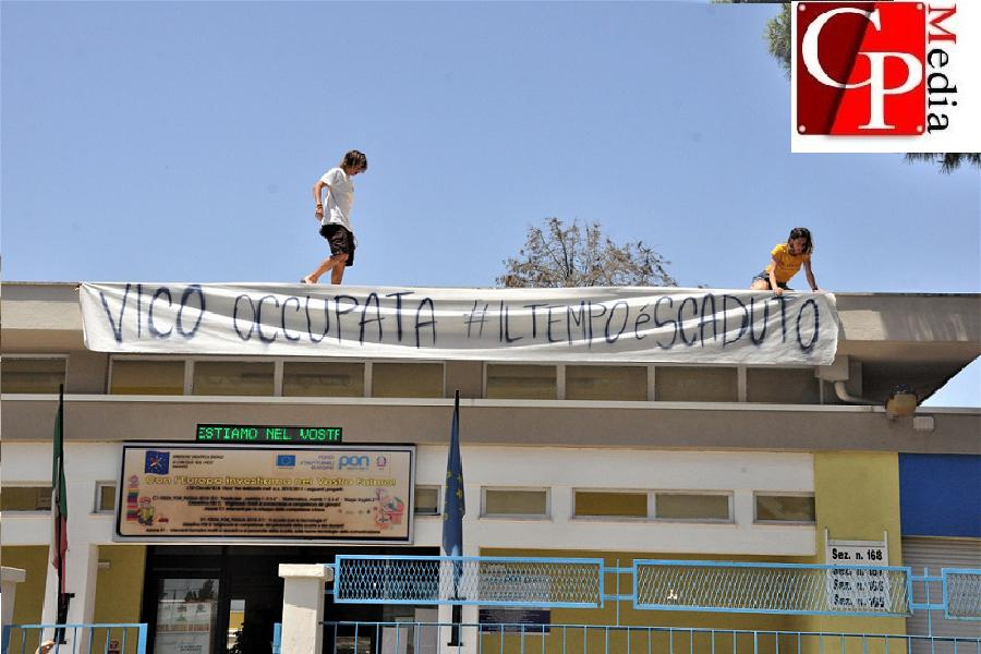 La protesta ai Tamburi blocca gli esami. Interviene Emiliano