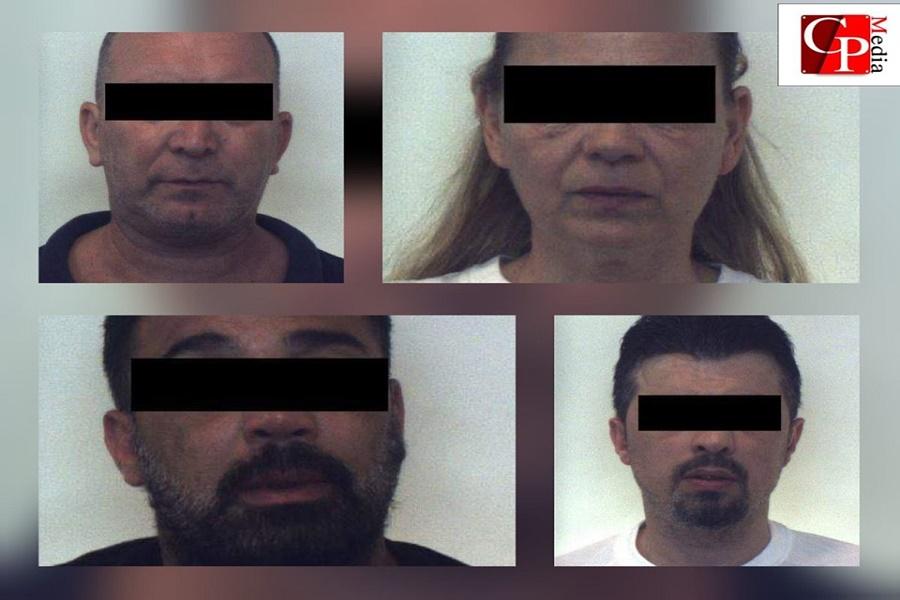 """Operazione """"Prestito col cuore"""": arrestate 4 persone per usura ed estorsione"""