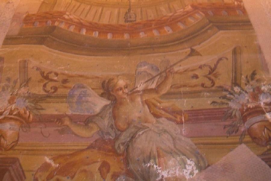 Nel Castello Aragonese un laboratorio di restauro per i dipinti del Carella