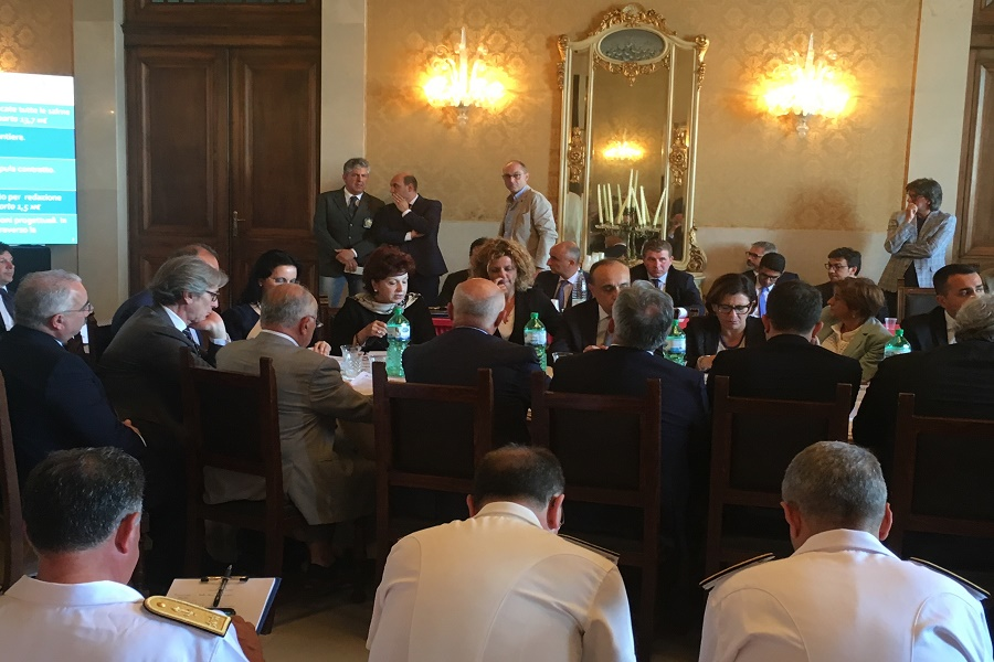 Tavolo Istituzionale Taranto: presentato lo stato di avanzamento della bonifica