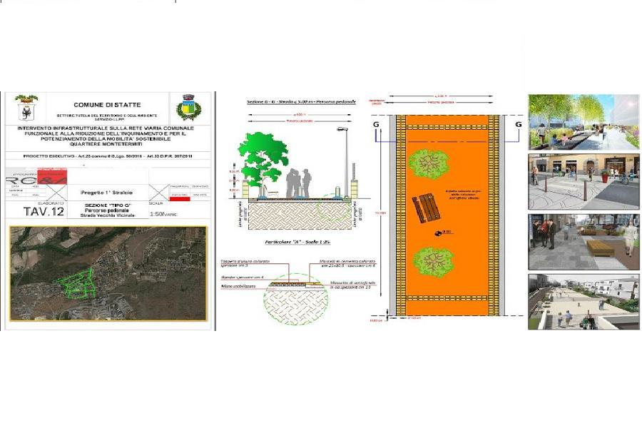 Riqualificazione Montetermiti: varato il progetto