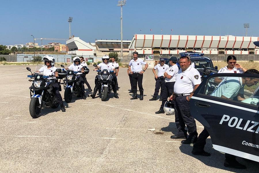Al via corso di formazione per la Polizia
