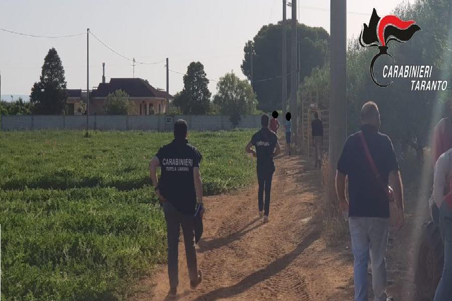 Caporalato: altri tre arresti