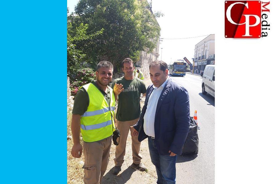 """""""Taranto sta tornando ad essere una città attraente"""""""