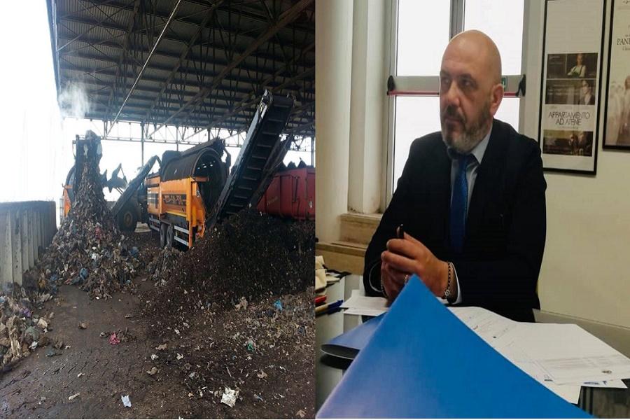 """Impianto di compostaggio Pulsano, Lupoli: """"Il nostro obiettivo tutelare salute e ambiente"""""""